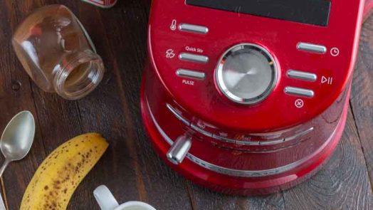 Porridge à la banane au Cook Processor