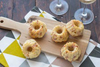 Recette de muffins à la choucroute