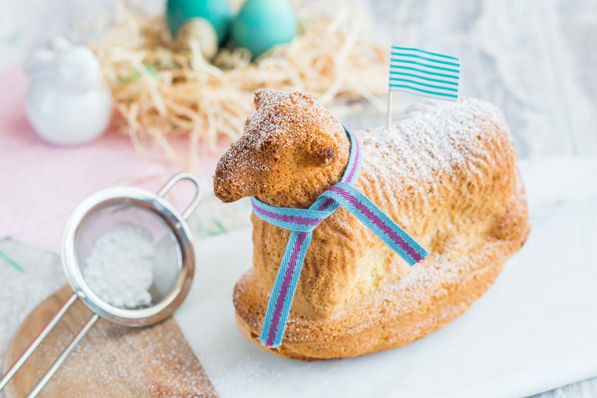 Laemele ou Osterlaemele ♥ Agneau de Pâques Made in Alsace