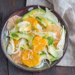 Fennel, Citrus & Avocado Salad