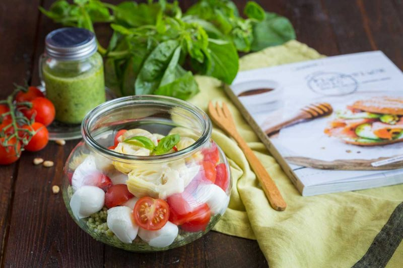 Salade d'orge à l'italienne
