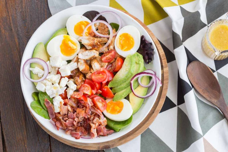 Recette de salade cobb