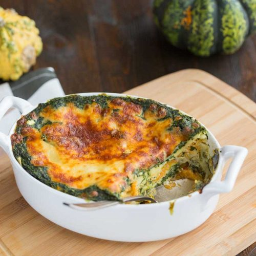 Recette de lasagnes végétarienne