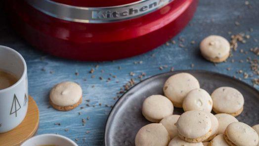 Gâteaux de Noël alsaciens à l'anis