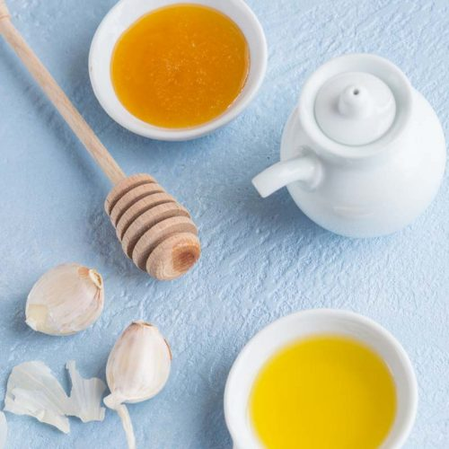 Marinade sauce soja et miel