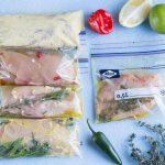 Comment faire des marinades pour le poulet {7 recettes de marinades}