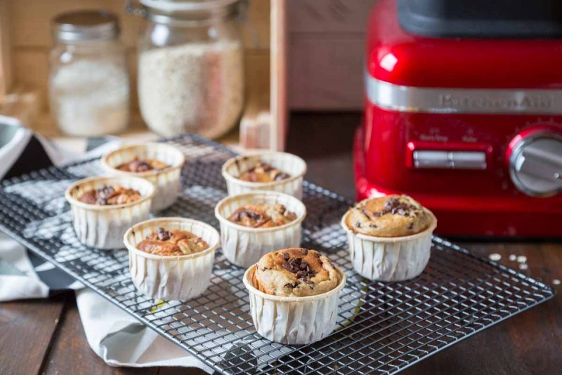 Recette banana muffins