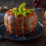 Carrot & Butternut cake pour Halloween