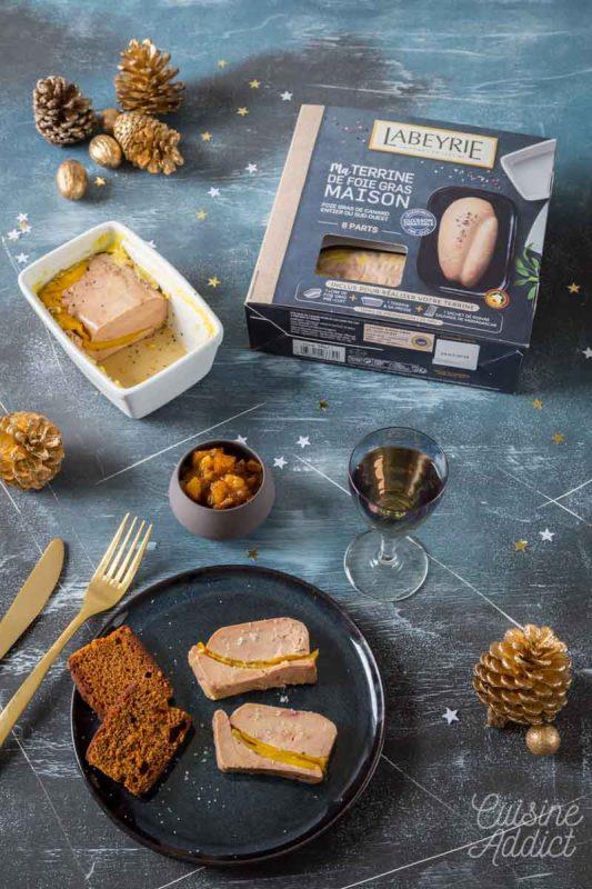Kit foie gras maison Labeyrie