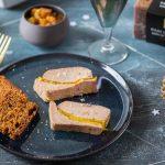 Terrine de Foie gras Labeyrie aux saveurs des Iles