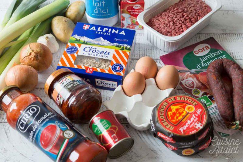 Ingrédients Batch cooking Hiver 7