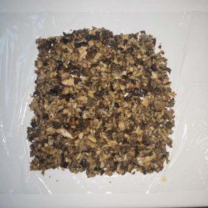 Duxelle de champignons