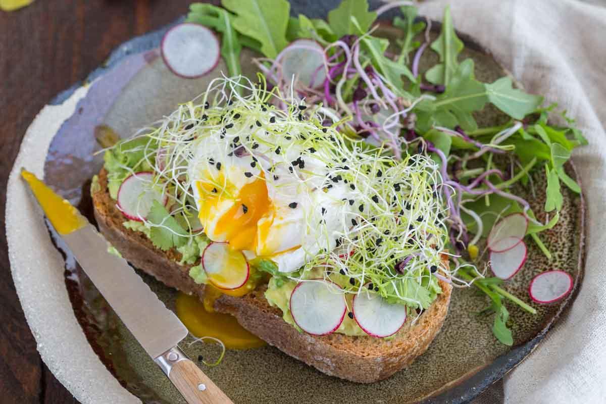 Recette d'avocado toast
