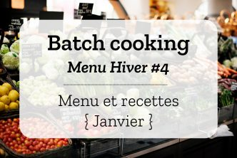 Batch cooking Hiver 4