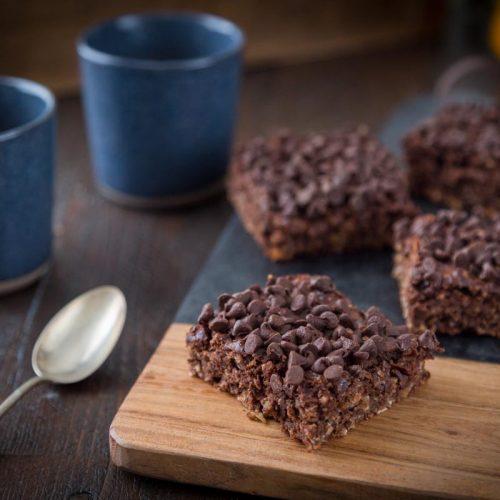 Recette de brownie végétal