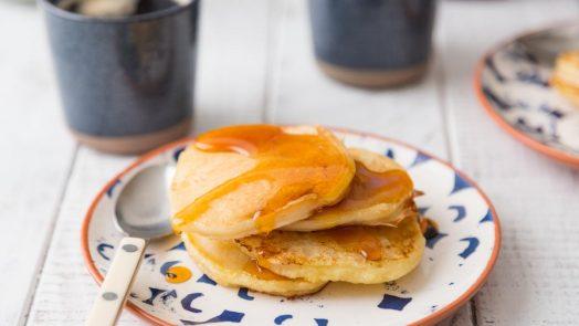 Recette de pancakes vegan