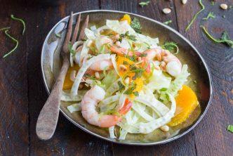 Recette de salade de fenouil