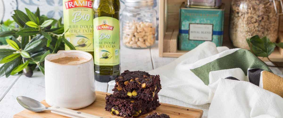 Recette de brownie à l'huile