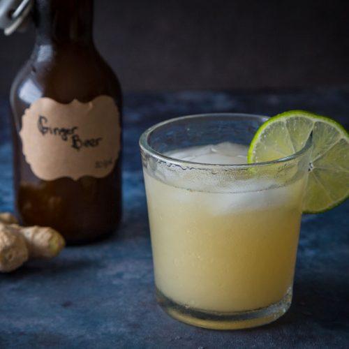 ginger beer maison