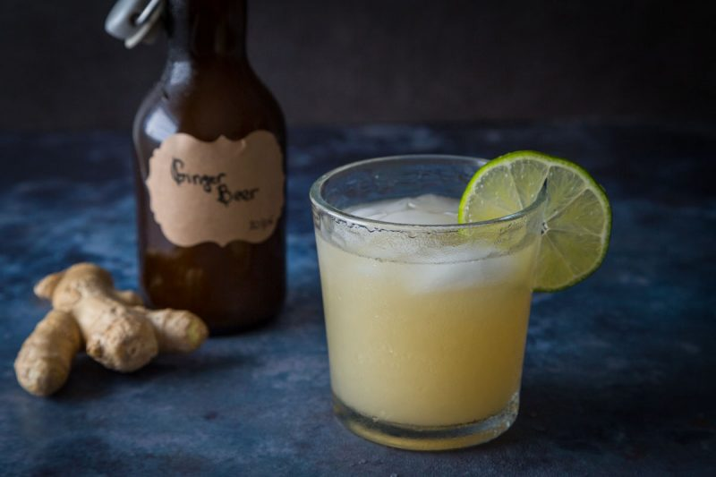 ginger beer maison