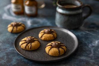 Recette de cookies araignée
