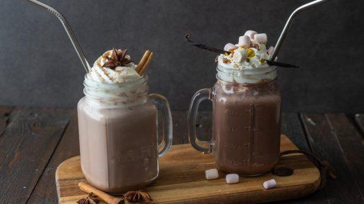 recette de chocolats chauds