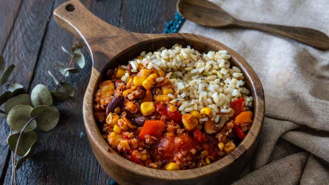 Recette de Chili sin carne