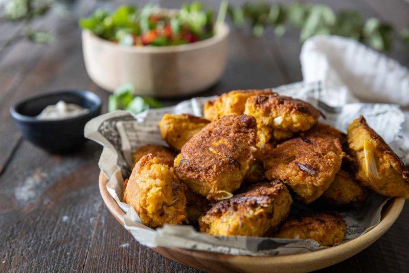 Chickpea Nugget Recipe