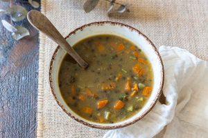 Cookeo Lentil Soup Recipe
