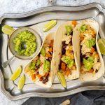 Recette de tacos végétariens