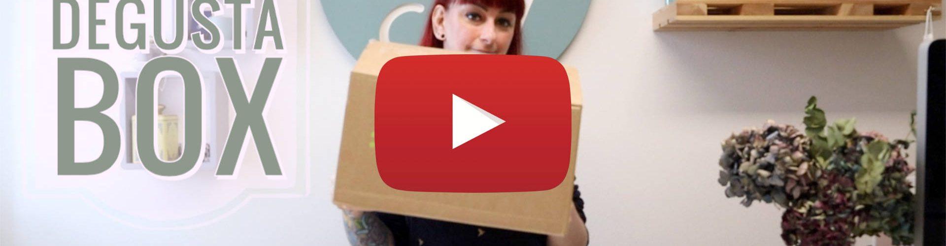 Unboxing degusta box février 2020