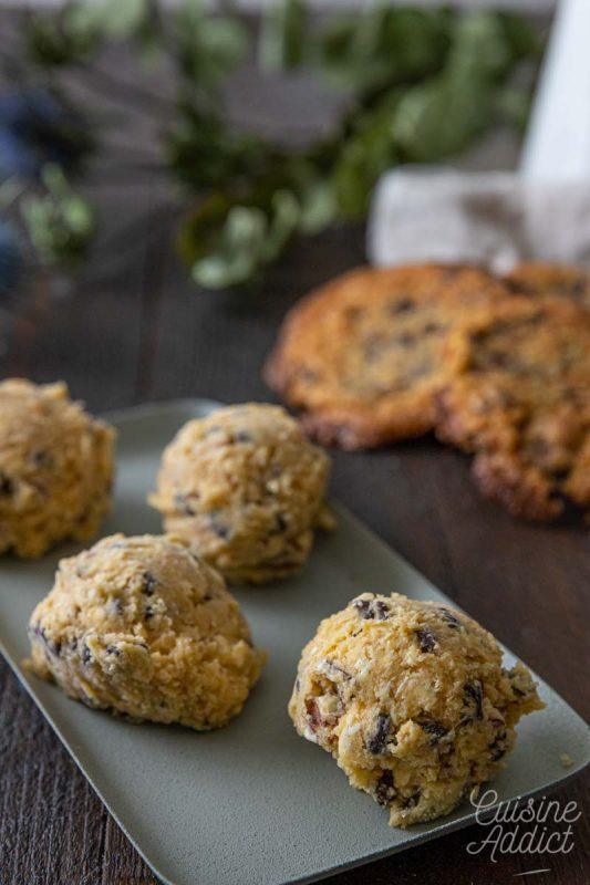 Cookies spécial congélation