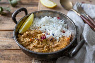Recette de curry de poireaux
