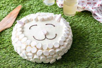 Recette de gâteau mouton