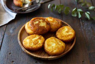 Recette de beignets de pomme de terre