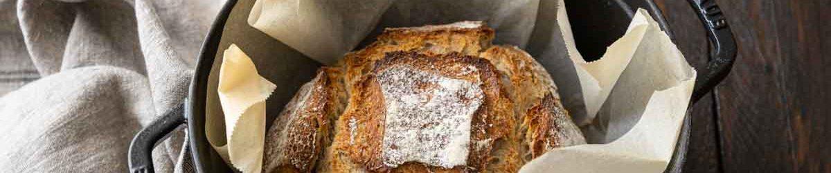 Recette de pain au levain
