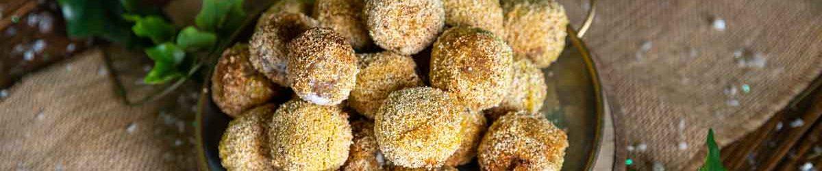 Recette de boulettes aux châtaignes