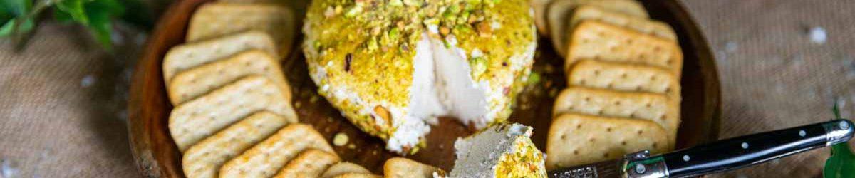 Recette fromage végétal