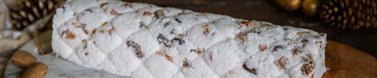 Recette de semifreddo à la noix de coco