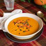 Recette de soupe de lentille corail