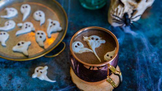 Recette marshmallow maison fantôme